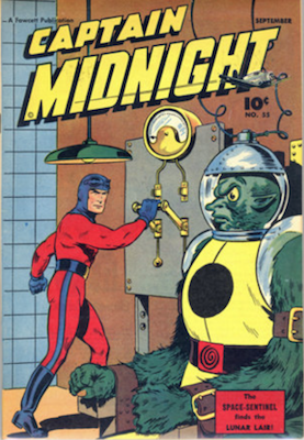 Captain Midnight #55. Click for current values.