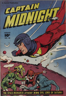Captain Midnight #66. Click for current values.