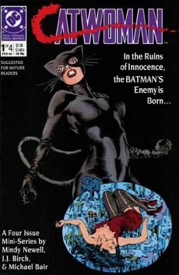 Catwoman #1 (1989 Limited Series). Click for values