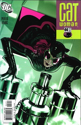 Catwoman #44: First Adam Hughes Cover Art. Click for values
