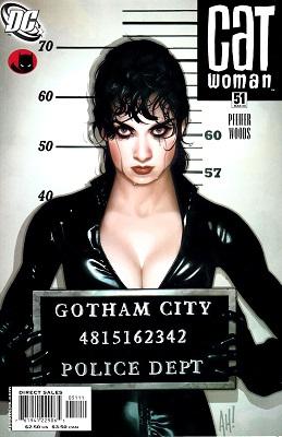 Catwoman Comics Values