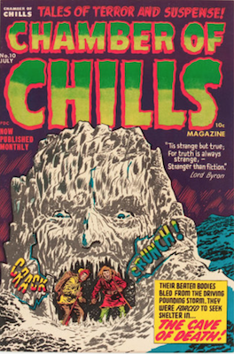 Chamber of Chills #10. Click for current values.