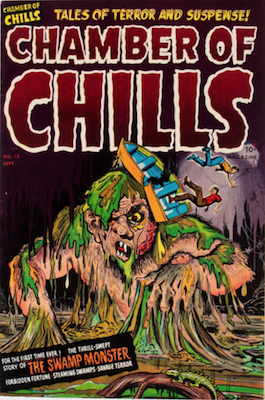 Chamber of Chills #12. Click for current values.