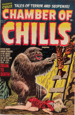 Chamber of Chills #14. Click for current values.