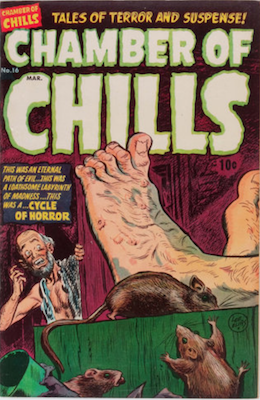 Chamber of Chills #16. Click for current values.
