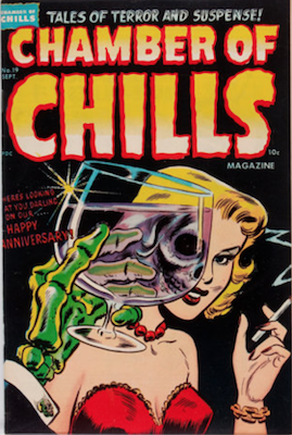 Chamber of Chills #19. Click for current values.
