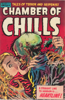 Chamber of Chills #23. Click for current values.