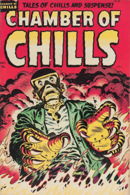 Chamber of Chills #25. Click for current values.