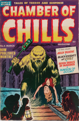 Chamber of Chills #6. Click for current values.