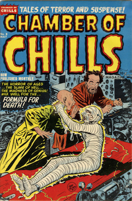 Chamber of Chills #8. Click for current values.