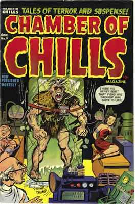 Chamber of Chills #9. Click for current values.