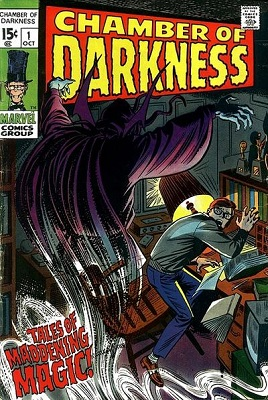 Chamber of Darkness #1 (1969): 1st in this Marvel horror comic books series. Click for value