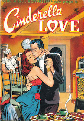 Cinderella Love #26: Matt Baker. Click for values