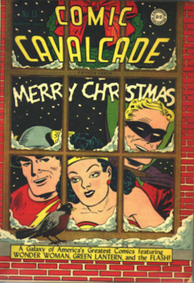 Comic Cavalcade #13. Click for current values.