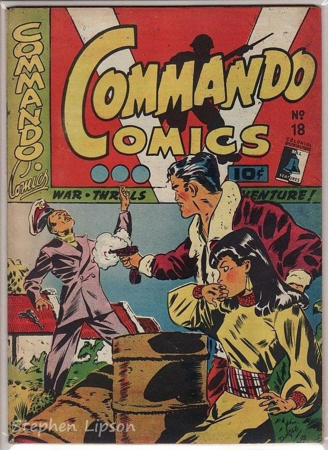 Commando Comics #18