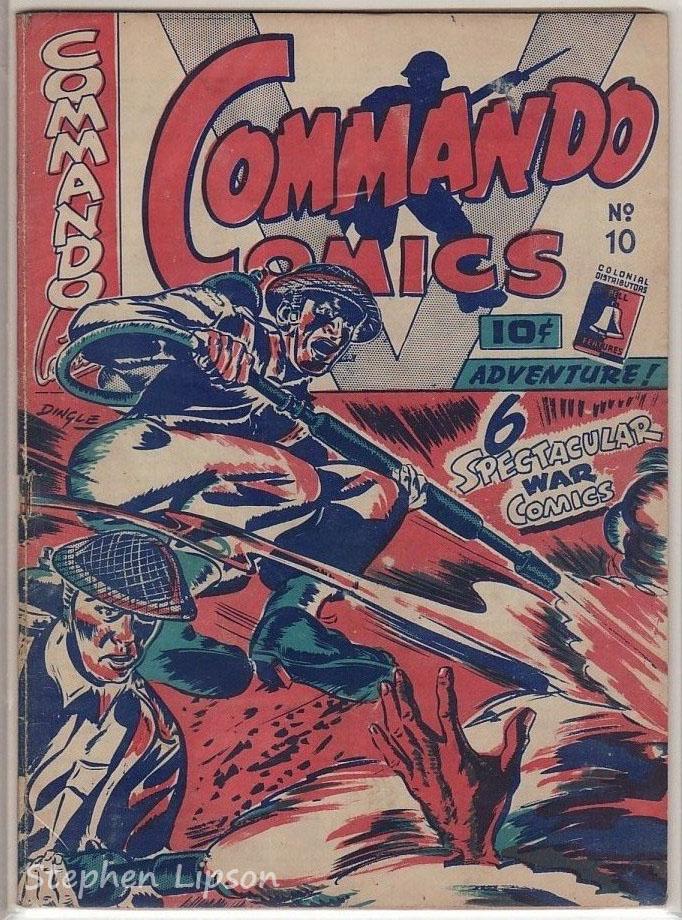 Commando Comics #10