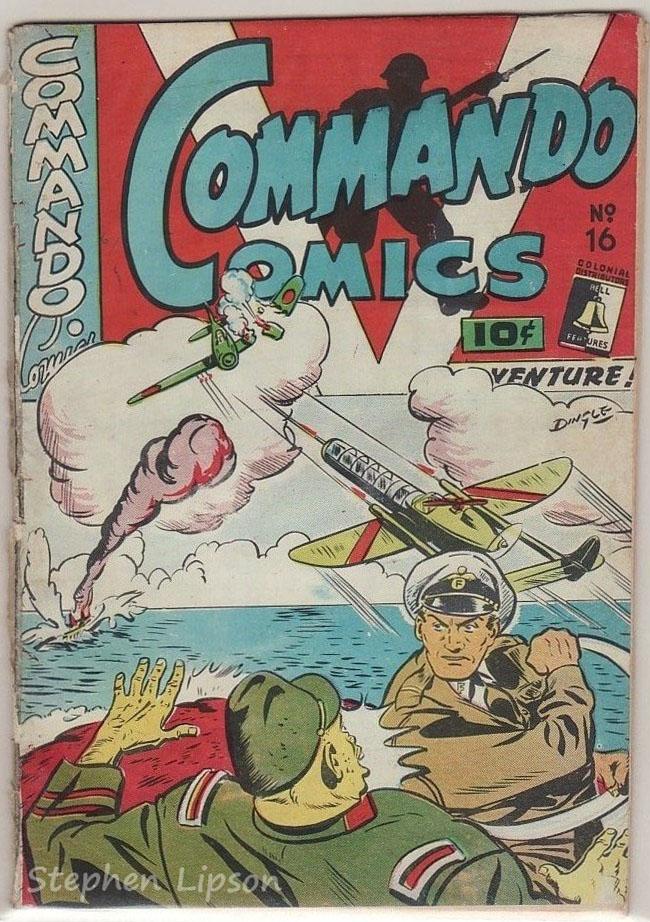Commando Comics #16