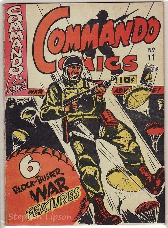 Commando Comics #11