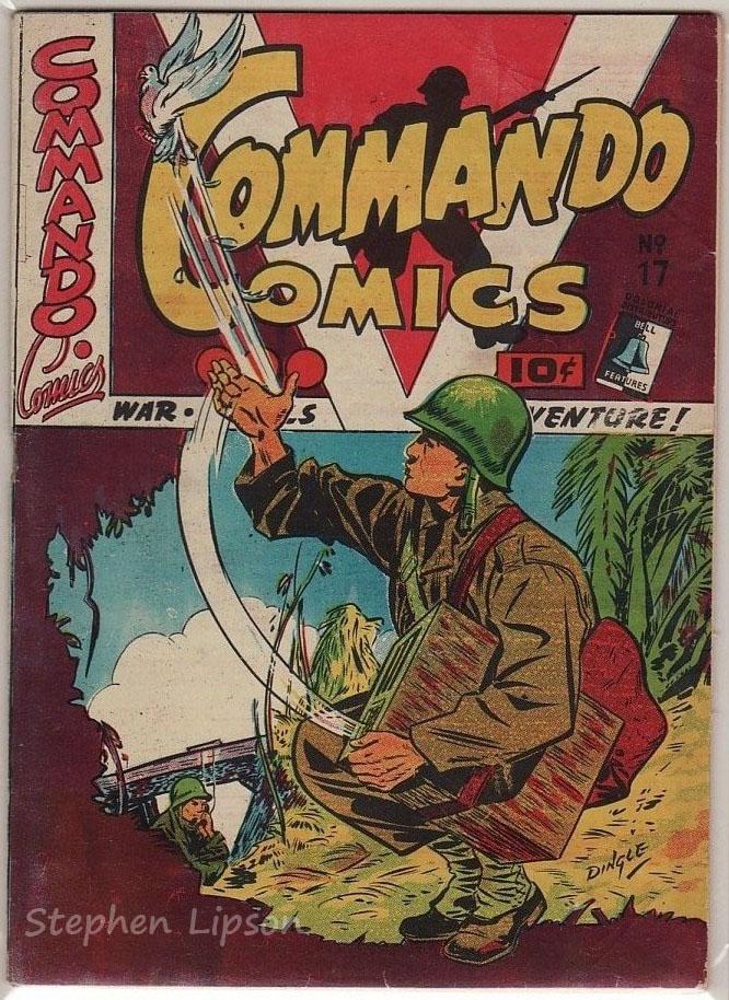 Commando Comics #17