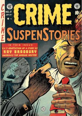 Crime SuspenStories #17. Click for current values.