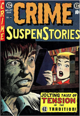 Crime SuspenStories #27. Click for current values.