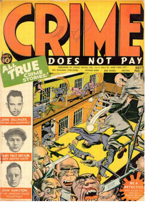 Crime does not Pay #23. Click for current values.