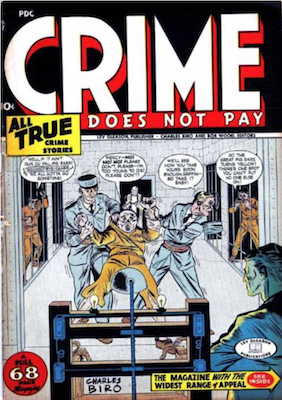 Crime does not Pay #47. Click for current values.