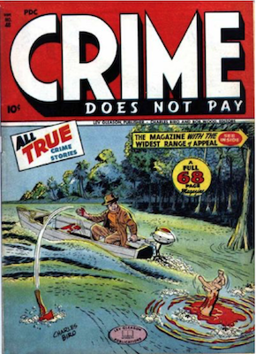 Crime does not Pay #48. Click for current values.