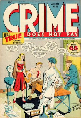 Crime does not Pay #49. Click for current values.
