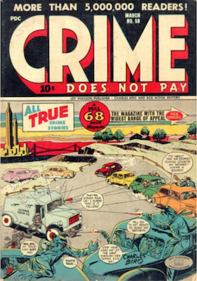 Crime does not Pay #50. Click for current values.