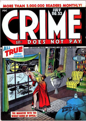 Crime does not Pay #53. Click for current values.