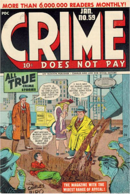 Crime does not Pay #59. Click for current values.
