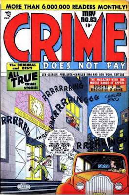 Crime does not Pay #63. Click for current values.