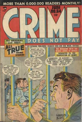 Crime does not Pay #64. Click for current values.