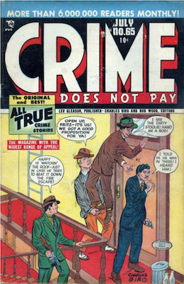 Crime does not Pay #65. Click for current values.