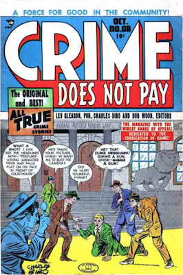 Crime does not Pay #68. Click for current values.