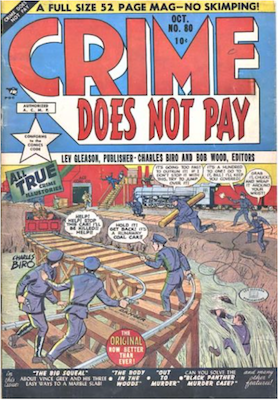 Crime does not Pay #80. Click for current values.