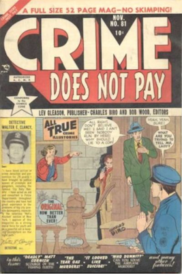 Crime does not Pay #81. Click for current values.