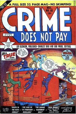 Crime does not Pay #82. Click for current values.