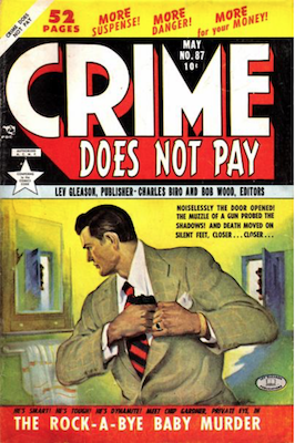 Crime does not Pay #87. Click for current values.