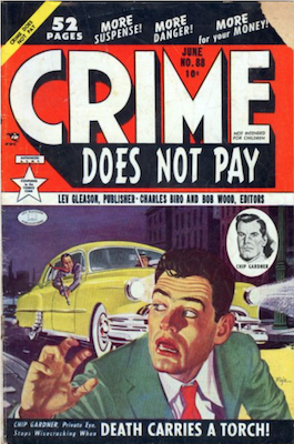 Crime does not Pay #88. Click for current values.