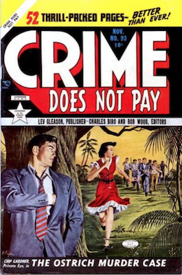 Crime does not Pay #93. Click for current values.