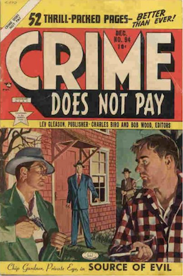 Crime does not Pay #94. Click for current values.
