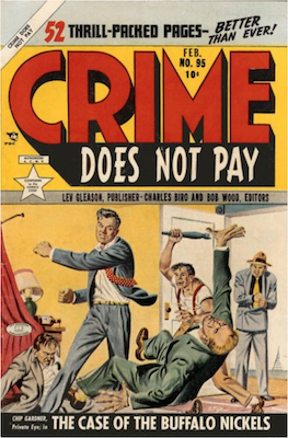 Crime does not Pay #95. Click for current values.