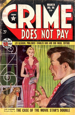 Crime does not Pay #96. Click for current values.