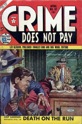 Crime does not Pay #97. Click for current values.