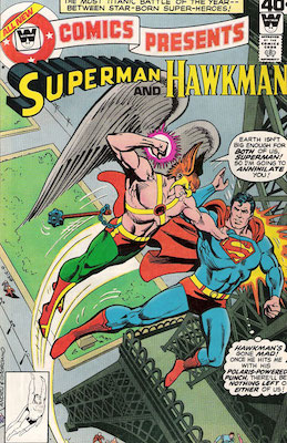 DC Comics Presents #11. Click for current values.