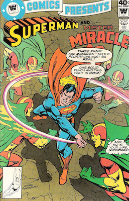 DC Comics Presents #12. Click for current values.