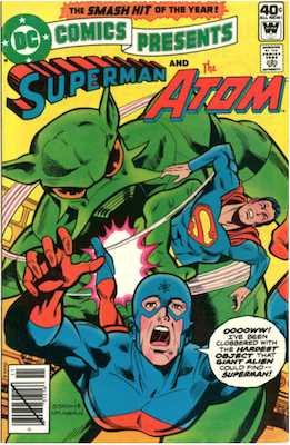DC Comics Presents #15. Click for current values.