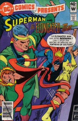 DC Comics Presents #21. Click for current values.